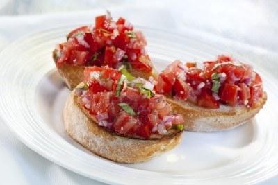 recepten italiaanse hapjes